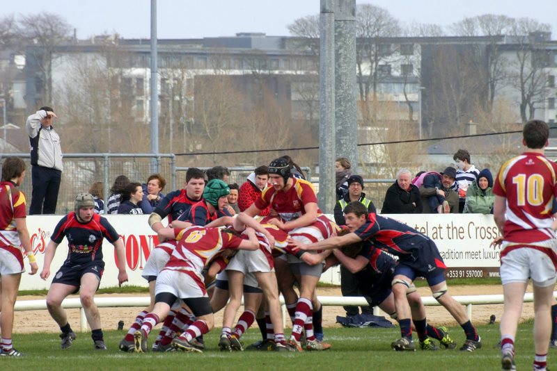 Senior and Junior rugby teams narrowly failing to qualify