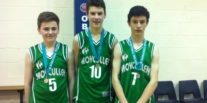 Jes Students Win All-Ireland Gold and Silver with Moycullen