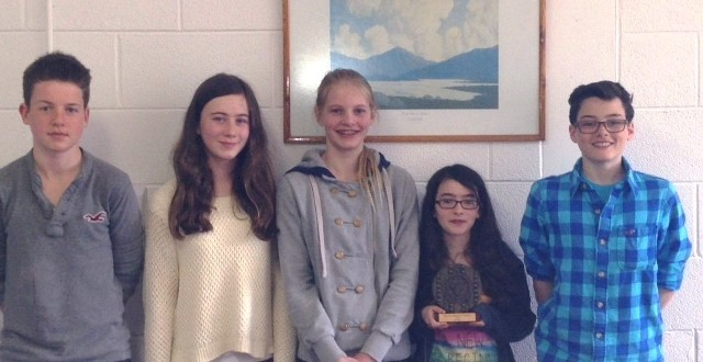 JES SUCCESS AT JUNIOR MATHS COMPETITION
