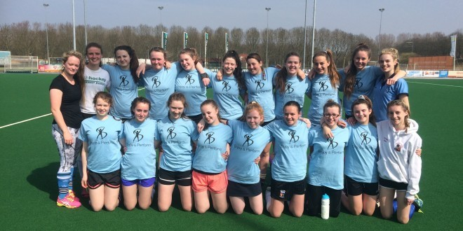DUTCH HOCKEY EXPERIENCE FOR COLÁISTE IOGNÁID