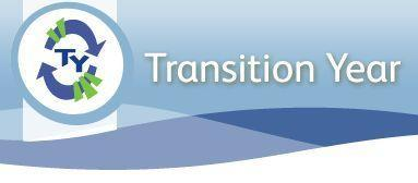 TRANSITION YEAR 2015-2016 INFORMATION