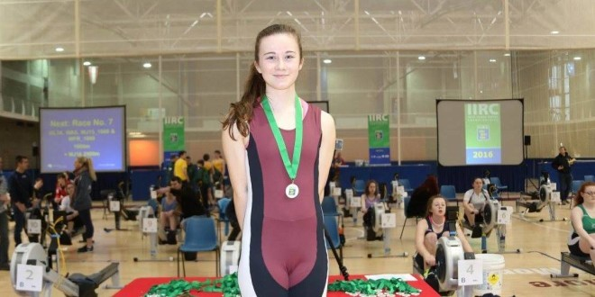 JES SUCCESS AT IRISH INDOOR ROWING CHAMPIONSHIPS