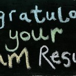 congrats on exam results