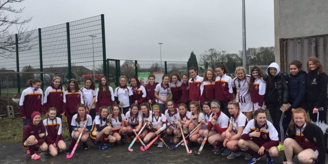 SECOND YEAR HOCKEY TEAM V URSULINE – MARCH 2017