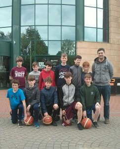 1ST YEAR BBALL