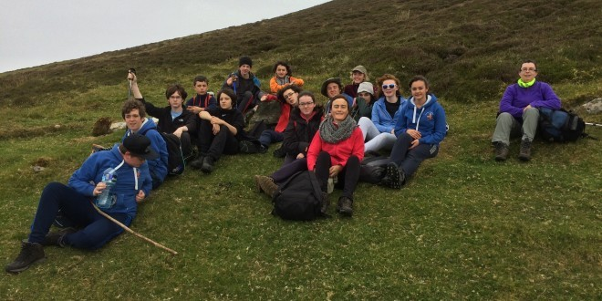 MOUNTAINEERING CLUBS CAMPING TRIP TO ACHILL – MAY 12TH & 13TH