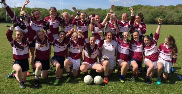 U17 GIRLS TO PLAY IN FIRST GIRLS FOOTBALL FINAL IN JES HISTORY